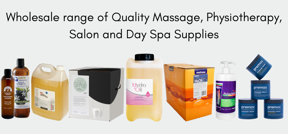 Welcome to The Massage Oil Warehouse